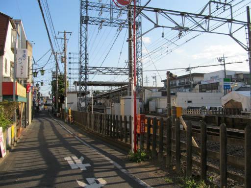 20110714・多磨駅17