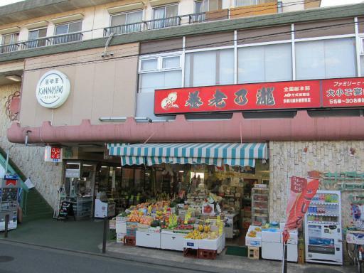 20110714・多磨駅ネオン2