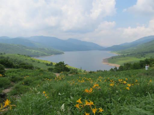 20110717・野反湖空02