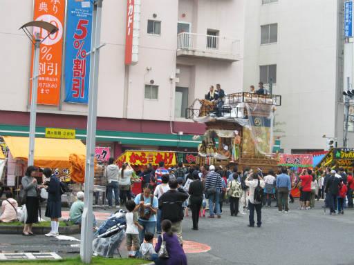 20111015・川越まつり2・本川越14