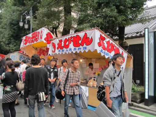 20111015・川越まつり5・新富商店街20