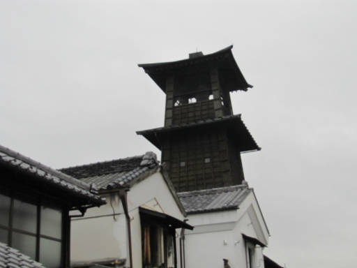 20111015・川越まつり空6・時の鐘