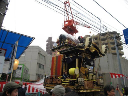 20111015・川越まつり空7・連馨寺24