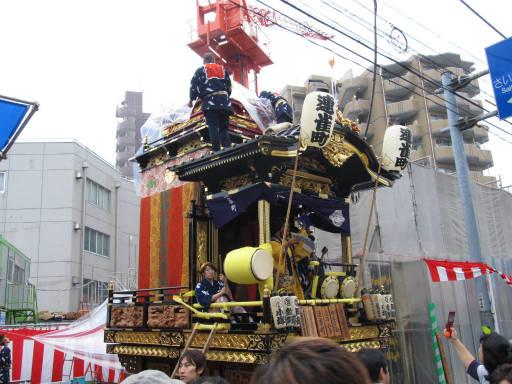 20111015・川越まつり8・連馨寺17