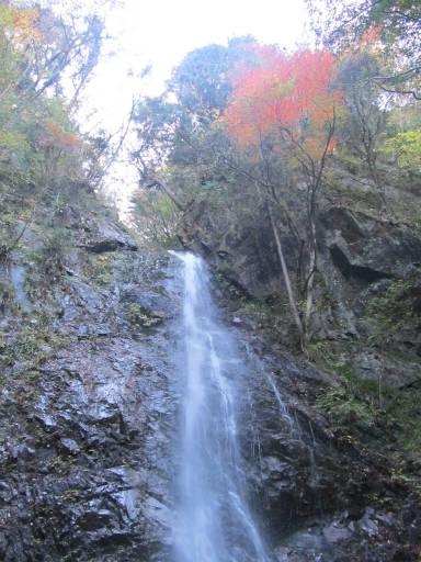 20111126・空15・払沢の滝