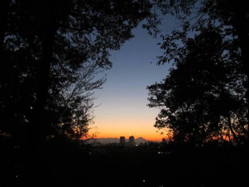 20111211・浅間山24・17:00