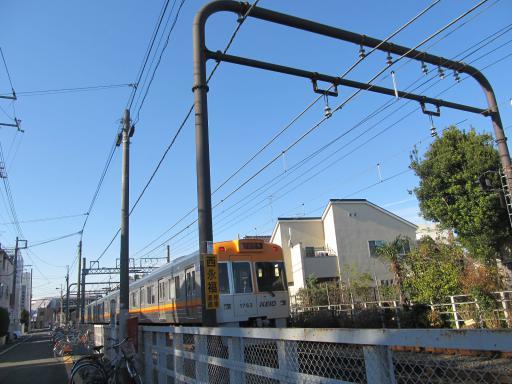 20111218・西永福駅