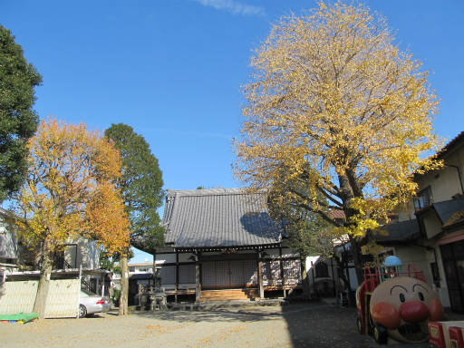 20111218・中野めぐり空05・小鳩幼稚園空