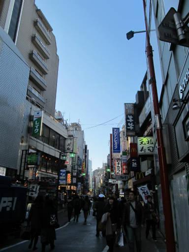 20111218・中野めぐり空13・吉祥寺