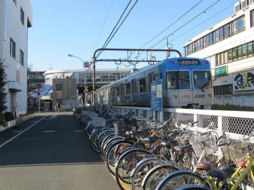 20111218・中野めぐり空12・西永福