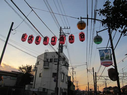20111218・中野めぐり空17・東伏見