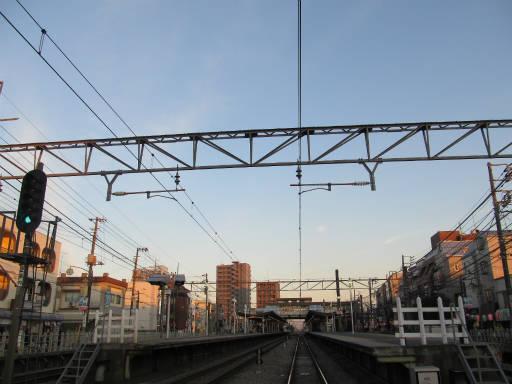 20111218・中野めぐり空16・東伏見