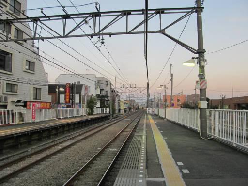 20111218・中野めぐり空34・西武柳沢