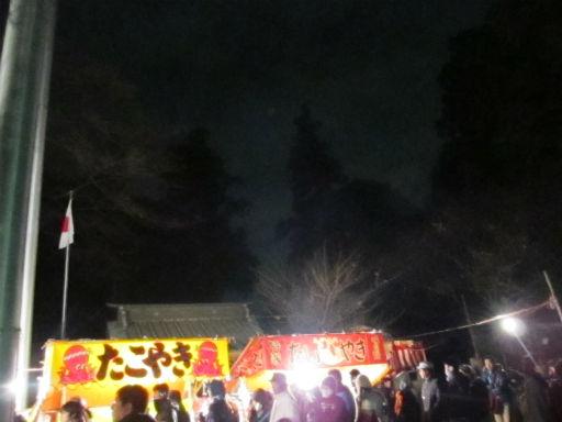 20120101・北野天神初詣・空2