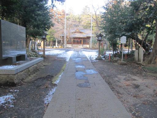 20120128・雪の所沢02