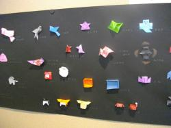 折り紙展ー2