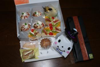 ケーキ(フロマージュ)