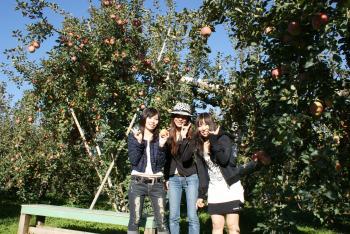 豊橋からの3人女性