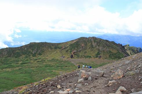 岩手山登山-11
