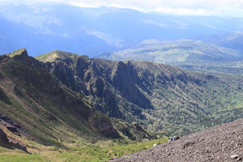 岩手山登山-9