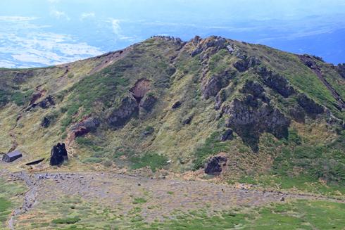 岩手山登山-7