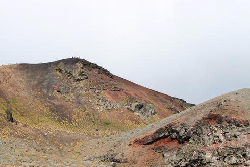 岩手山登山-5