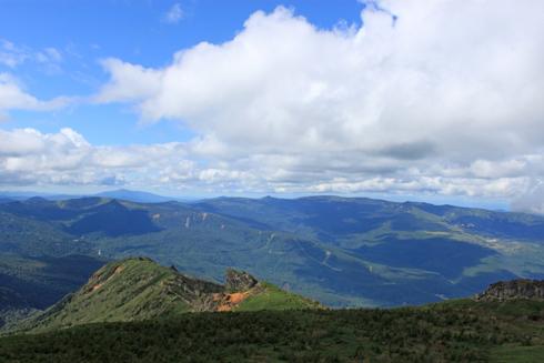 岩手山登山-3