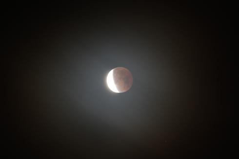 皆既月食-4