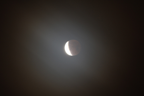 皆既月食-3