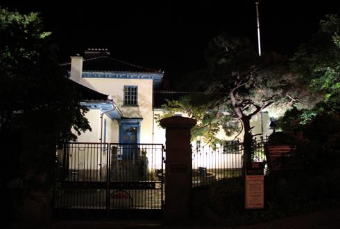 イギリス旧領事館-9