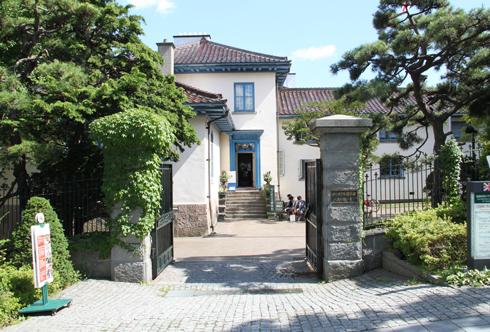 イギリス旧領事館-1
