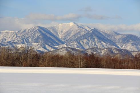 冬の日高-5