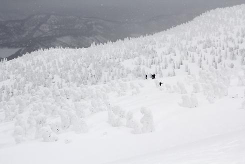八甲田樹氷-3