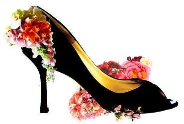 コピー ~ 靴×花のコピー