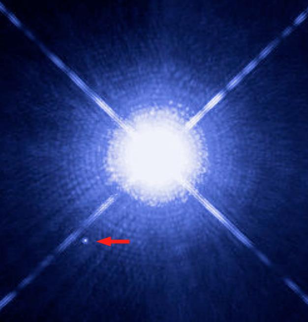 シリウス伴星