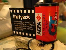 agfa film