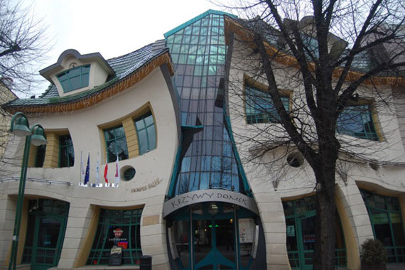 The Most Strange Buildings in the World15 The Most Strange Buildings in the World