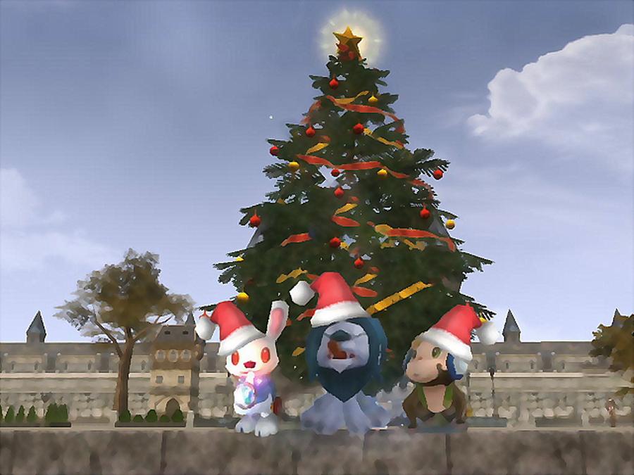 メリーメリークリスマス♪