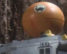 ティクラのブログ-新メカの気球