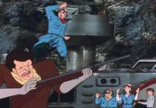 ティクラのブログ-ジョージ肉弾戦