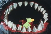 ティクラのブログ-歯の掃除を始めるチッチ