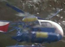 2~2.5次元空間探訪日記-ライアン教授のヘリ、墜落