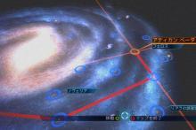 2~2.5次元空間探訪日記-銀河系地図