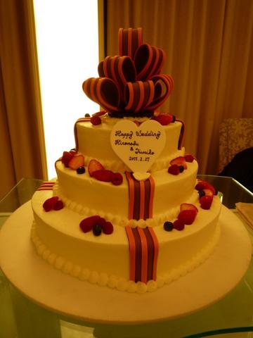Wedding Cake20100227