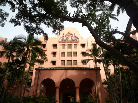 Royal Hawaiian 2011 1
