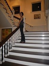 モアナの階段は花嫁でないとだめなようです