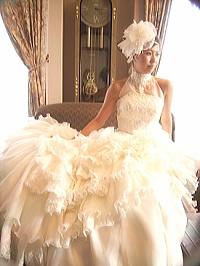 ウェディングドレス レンタル TIG DRESS STYLE : YBR
