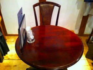 Classic Cafe 店内3