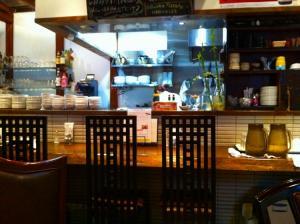 Classic Cafe 店内1