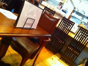 Classic Cafe 店内2